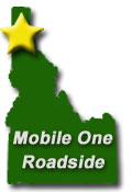 Mobile One Roadside Serving North Idaho